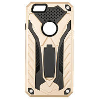 IPaky Cavalier Seria for Huawei Y6 Prime (2018) Gold