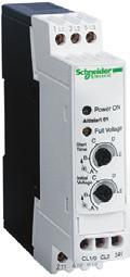 Плавний пуск ATS01 0.37/1.1 кВт 380/220В 3/1Ф  3А  ATS01N103FT