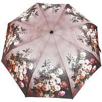 Женский зонт Star Rain Розы, полуавтомат, 8 спиц