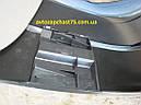 Бампер передний ваз 2110, 2111, 2112 (с боковыми кронштейнами ) производитель Пластик, Россия, фото 3