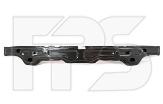 Шина переднего бампера Hyundai Santa Fe (01-06) усилитель (FPS) , фото 2