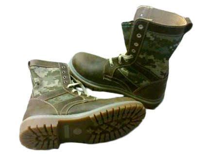 Ботинки облегченка