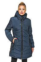 Зимняя женская куртка с капюшоном, фото 1