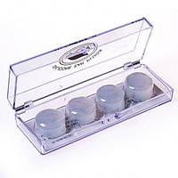 Беруши силиконовые формуемые шарики (4 шт) прозрачные