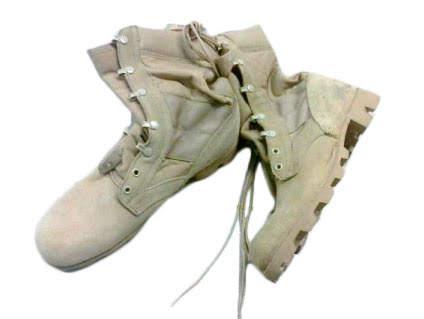 Ботинки нато пустыня