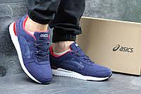 Мужские кроссовки Asics Gel-Lyte III синие 2951