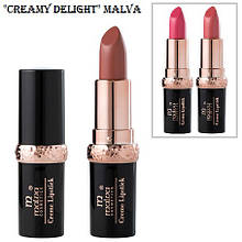 Помада для губ Malva Creamy Delight M-489