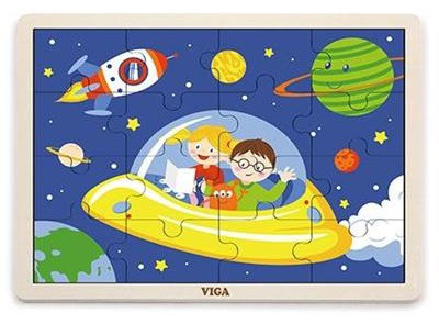 Пазл Космос Viga toys (51457)