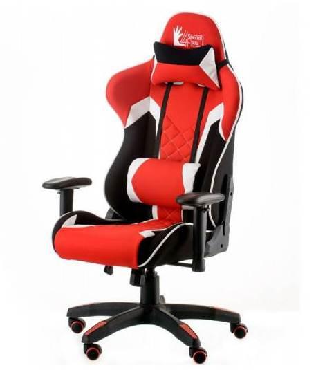 Компьютерное игровое кресло Special4You ExtremeRace 3 black/red
