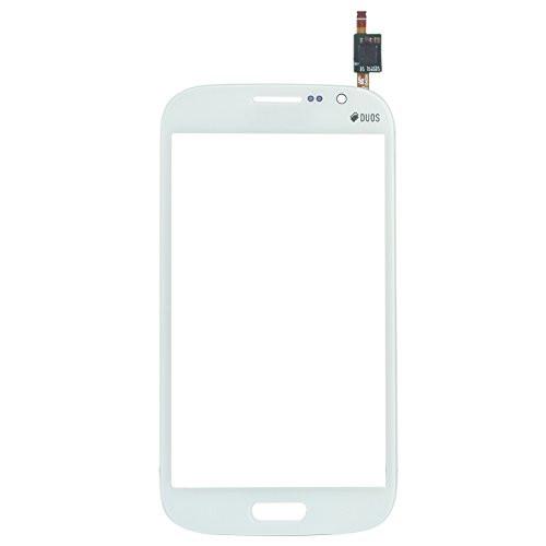 Тачскрин для Samsung i9150 Galaxy Mega 5.8/i9152, белый Оригинал