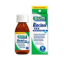 GUM Rincinol PRN Рот Sore Rinse Обезболивающее 120 мл