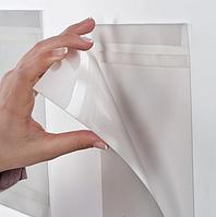 Стеклопластик 0,8 мм. прозрачный форматный