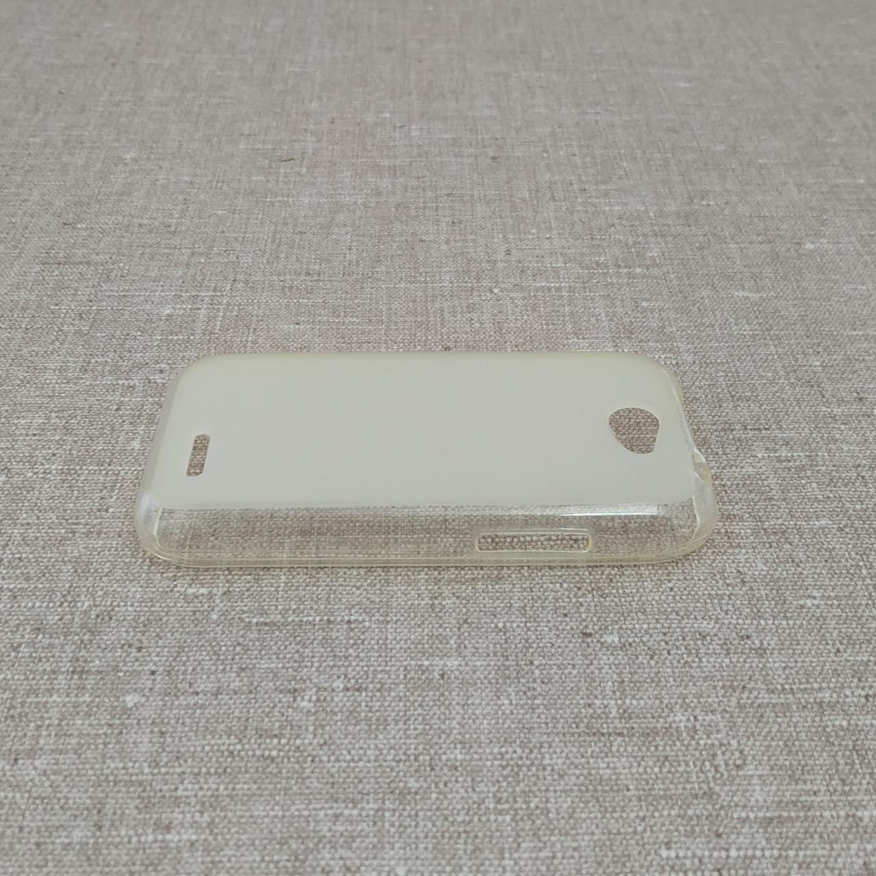 Чехлы для других смартфонов TPU Lenovo A66 transparent