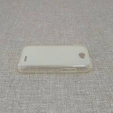 Чехол TPU Lenovo A66 transparent, фото 3