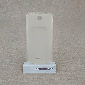 Чехол TPU Lenovo A630 transparent, фото 2