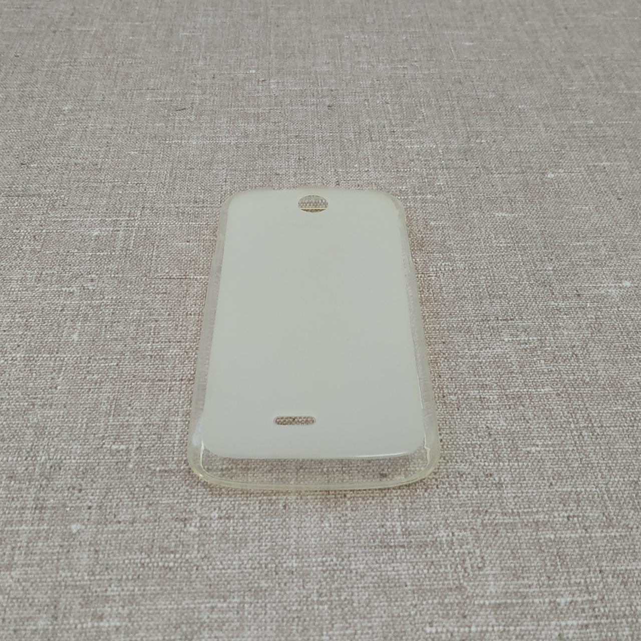 TPU Lenovo A630 transparent Для телефона