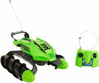 Hot Wheels Вездеход на ру зеленый RC Terrain Twister Green