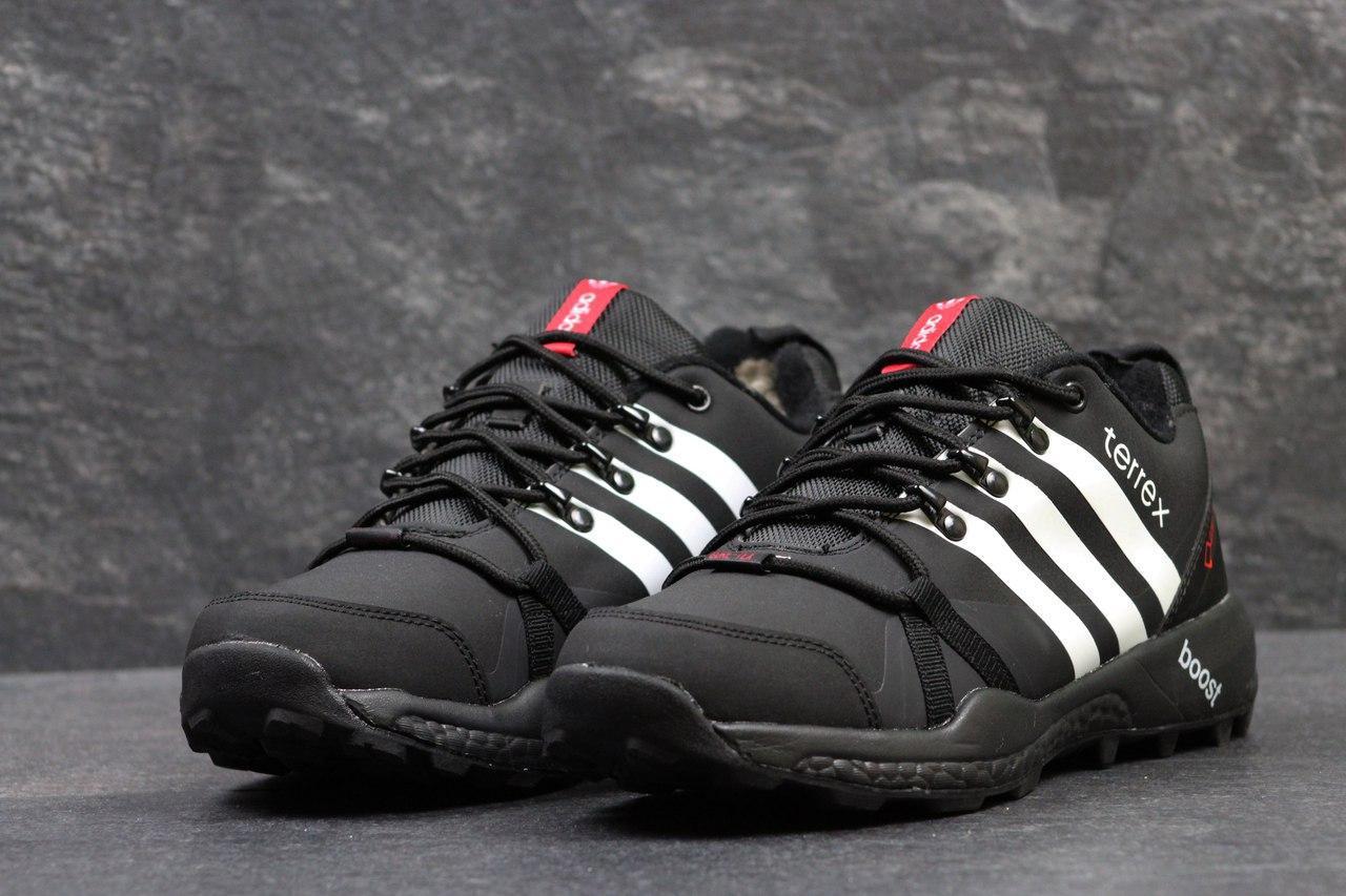 123e9861 Мужские зимние кроссовки Adidas Terrex черные 3294, цена 884 грн., купить в  Хмельницком — Prom.ua (ID#768929834)