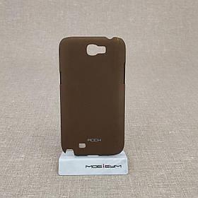 Накладка ROCK NakedShell Samsung Galaxy Note2 [N7100] Coffe EAN/UPC: 695029064468