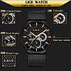 Мужские часы Lige Bastion, фото 5