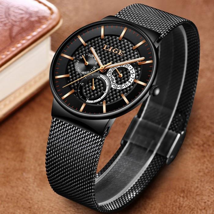 Мужские часы Lige Bastion