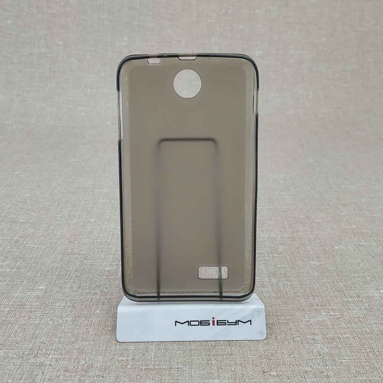 TPU Lenovo A590 black Для телефона