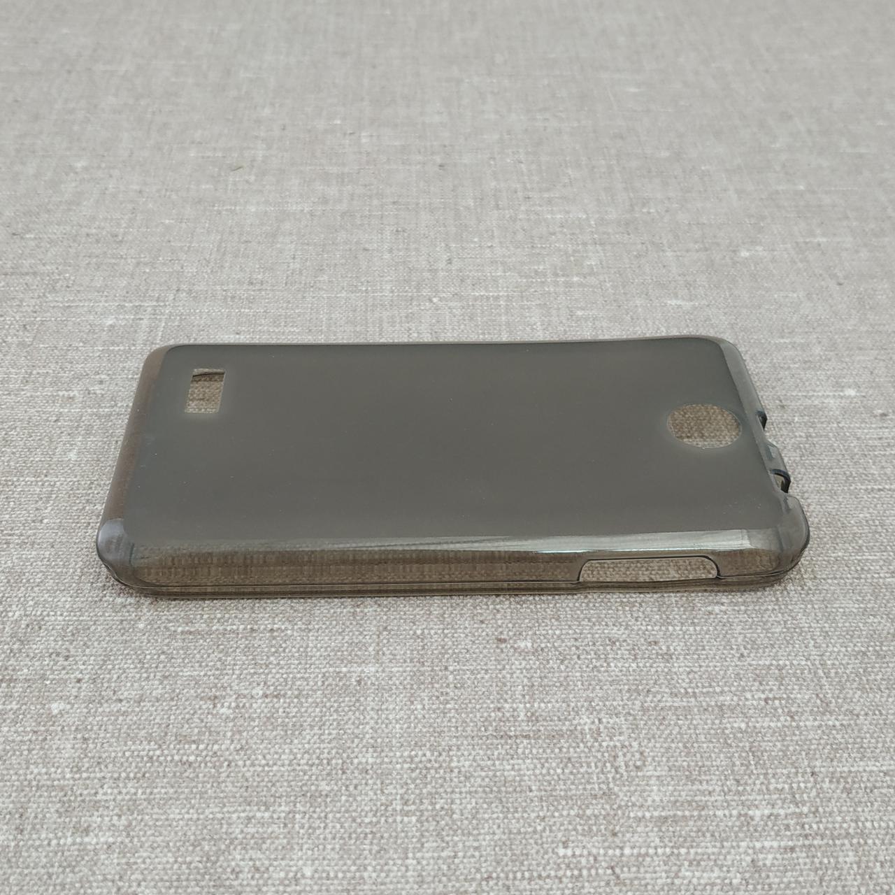 Чехол TPU Lenovo A590 black Для телефона
