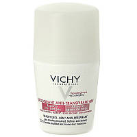 Шариковый дезодорант - Vichy Deodorant Beauty Deo 48u Anti-Transpirant (Оригинал)