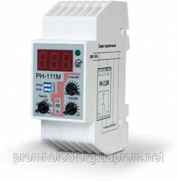 Реле контроля напряжения РН-111м 16А 220V