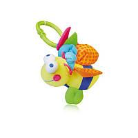 Развивающая игрушка Пчелка с вибрацией Bee Lorelli