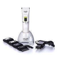 Беспроводная машинка для стрижки волос Adler AD 2827, фото 1