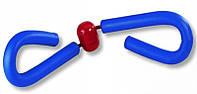Эспандер для груди, ягодиц, бедер Бабочка PS FI-907 (металл, неопрен, пластик, р-р 47*18*3 см)
