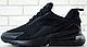 Мужские кроссовки Nike Air Max 270 Black, фото 2