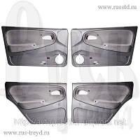 Оббивка дверей ВАЗ 2109 21099 2114 2115 стандарт завод