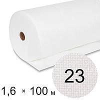 Агроволокно біле 23 uv - 1,6 × 100 м (Гекса)