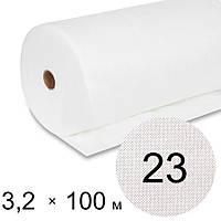 Агроволокно белое 23 uv - 3,2 × 100 м (Гекса)