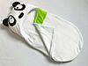 Конверт кокон на выписку Пандочка трехсезонный летний-весенний, фото 5