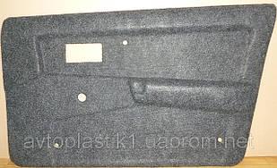 Оббивка дверей на ваз 2109 21099 ворс завод