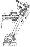 Рулевое управление трактора 3510,3512