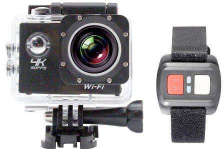 Экшн камера Action camera B5 c пультом спортивная для экстримальной съемки, фото 2
