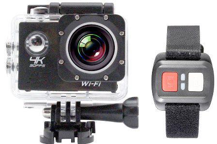 Экшн камера Action camera B5R c пультом спортивная для экстримальной съемки