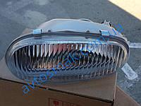 Противотуманная фара для Daewoo Lanos '98- левая (FPS) рифленое стекло (кроме Sport)