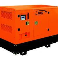 Дизельный генератор 30 IVECO S