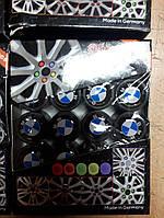 Колпачки дисков, колпачки, заглушки на колесные болты БМВ BMW