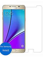 Прозрачная защитная пленка для экранов SUMSUNG Galaxy Note 5 2 шт