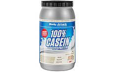 Казеиновый Протеин Body Attack100% Casein Protein - 900 g. (ВАНИЛЬ)