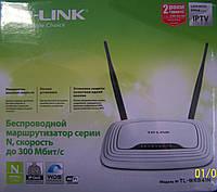 Беспроводной маршрутизатор серии N, скорость до 300 Мбит/с TL-WR841ND