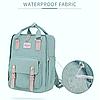 Рюкзак для мам Sunveno Оригинал Deaper Bag. Новейшая модель с огромным функционалом., фото 8