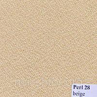 Готовые рулонные шторы 350*1500 Ткань Pearl 28 Бежевый