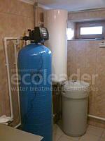 Умяфгчитель воды FS125, коттедж на 6 семей
